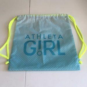 Athleta girl string backpack